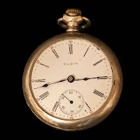 Antique Elgin Pocket Watch