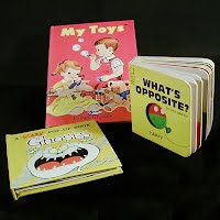 Vintage Childern's books
