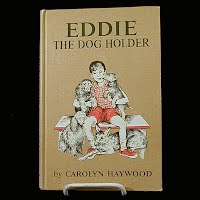 Vintage Book, Eddie the dog Holder, 1966