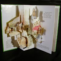 Meet Peter Rabbit Vintage Pop-up Book, Allan Publishers 1986
