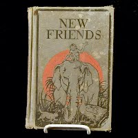 Antique Book, New Friends, 1931