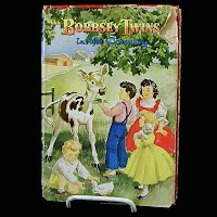 Vintage Book, The Bobbsey Twins in the Country, 1950