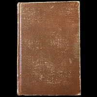 Antique Book 1904, Leopard's Spots, Thomas Dixon
