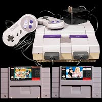 Vintage Super Nintendo, Console, Games and Accessories