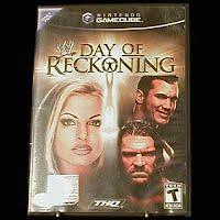 Vintage Day of Reckoning Game, Game Cube Game