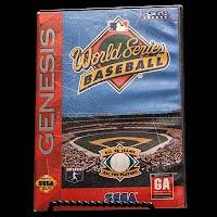 Vintage Vintage World Series Sega Genesis Game
