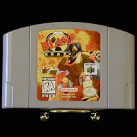 Vintage Original N64 Nintendo Blast Corps Game Cartridge