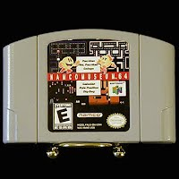 Vintage Nintendo 64 N64 Namco Museum 64 Pac Man Game Cartridge