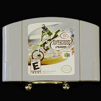 Vintage Nintendo 64 N64 Supercross 2000 Game Cartridge
