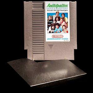 Vintage NES Nintendo Game, Anticipation