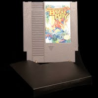 Vintage NES Nintendo Game, The Adventures of Bayou Billy