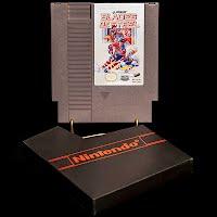 Vintage NES Nintendo Game, Blades of Steel
