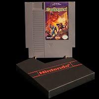 Vintage NES Nintendo Game, Castlequest