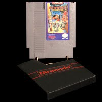 Vintage NES Nintendo Game, Chip N Dale Rescue Rangers