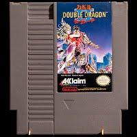 Vintage NES Nintendo Game,Double Dragon II The Revenge