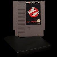 Vintage NES Nintendo Ghostbusters Game