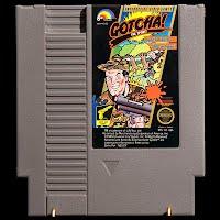 Vintage NES Nintendo Gotcha The Sport Game