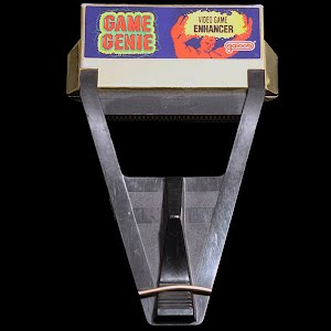 Vintage Original NES Nintendo Game Genie