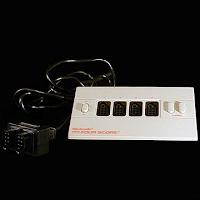 Vintage NES Nintendo Entertainment System Four Score