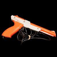 Vintage NES Nintendo Zapper Gun 1985