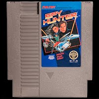 Vintage NES Nintendo Spy Hunter Game