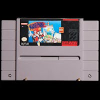 Vintage Original Super Nintendo Mario Paint Game