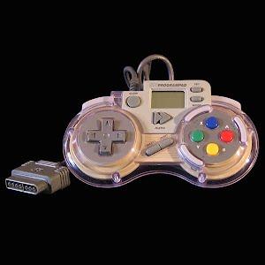 Super Nintendo Program Pad Controller