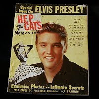 Vintage Hep Cat's Review, Special Elvis Presley, 1957