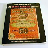 Vintage Sear, Roebuck 1902 Catalogue