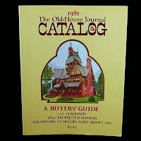 Vintage The Old House Journal Catalog