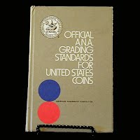 Vintage Book: Official ANA Grading Standards for US Coins, 1977