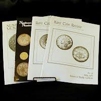 Vintage Book: Rare Coin Review #37 &#38, 1980