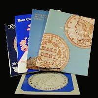 Vintage Book: American Rare Coin Masterpieces, Rare Coin Review #33 & #35, 1980