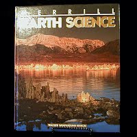 Textbook, Earth Science Teacher Wraparound Edition, 1993 Glencoe Division McGraw