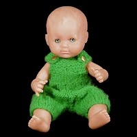 Vintage Baby or Boy Doll