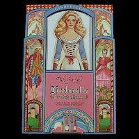 1991 Cinderalla Paper Doll, Peck-Grandre