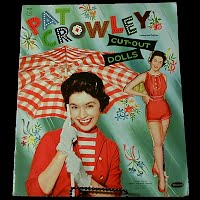 Vintage Pat Crowley Paper Dolls