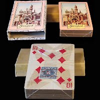 Vintage Unopened Disneyland Souvenir Cards from the Magic Kingdom