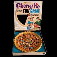 Vintage Cherry Pie Game 1966