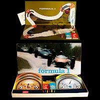 Vintage Formula 1 Board Games 1964