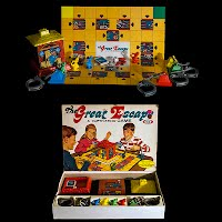 Vintage The Great Escape Board Game 1967