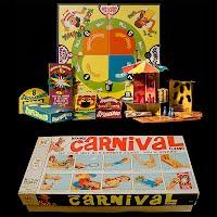 Vintage Kooky Carnival Game, 1969