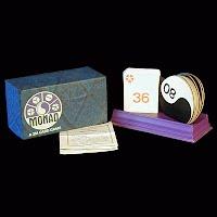 Vintage Monad Card Game