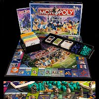 The Disney Edition Monopoly Game, 2001