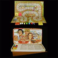 Vintage Ideal Dukes of Hazard Game 1981