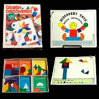 Vintage Design Discoveries, 1986 Discovery Toys
