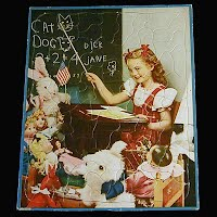 Vintage Walzer Playing School Puzzle, 1950