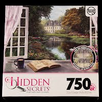 Window with a View Hidden Secrets Puzzle, tcg toys