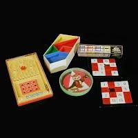 Vintage Dexterity Puzzles, One Way Puzzle