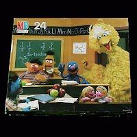 Vintage Sesame Street Muppets Puzzle